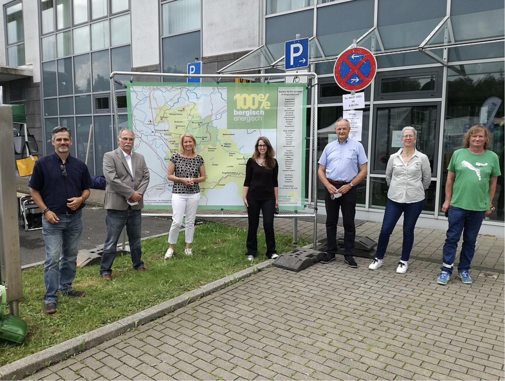 Im Nachgang des Energietages 2021 vom 4. Juli in Hückeswagen