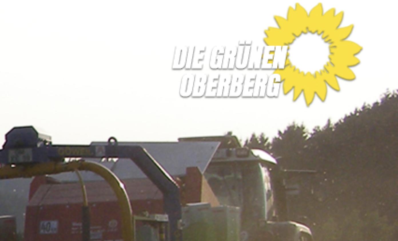 Was bedeutet grüne Agrarpolitik für die Landwirtschaft imBergischen?